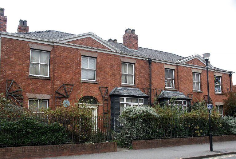 External shot of The Pankhurst Centre