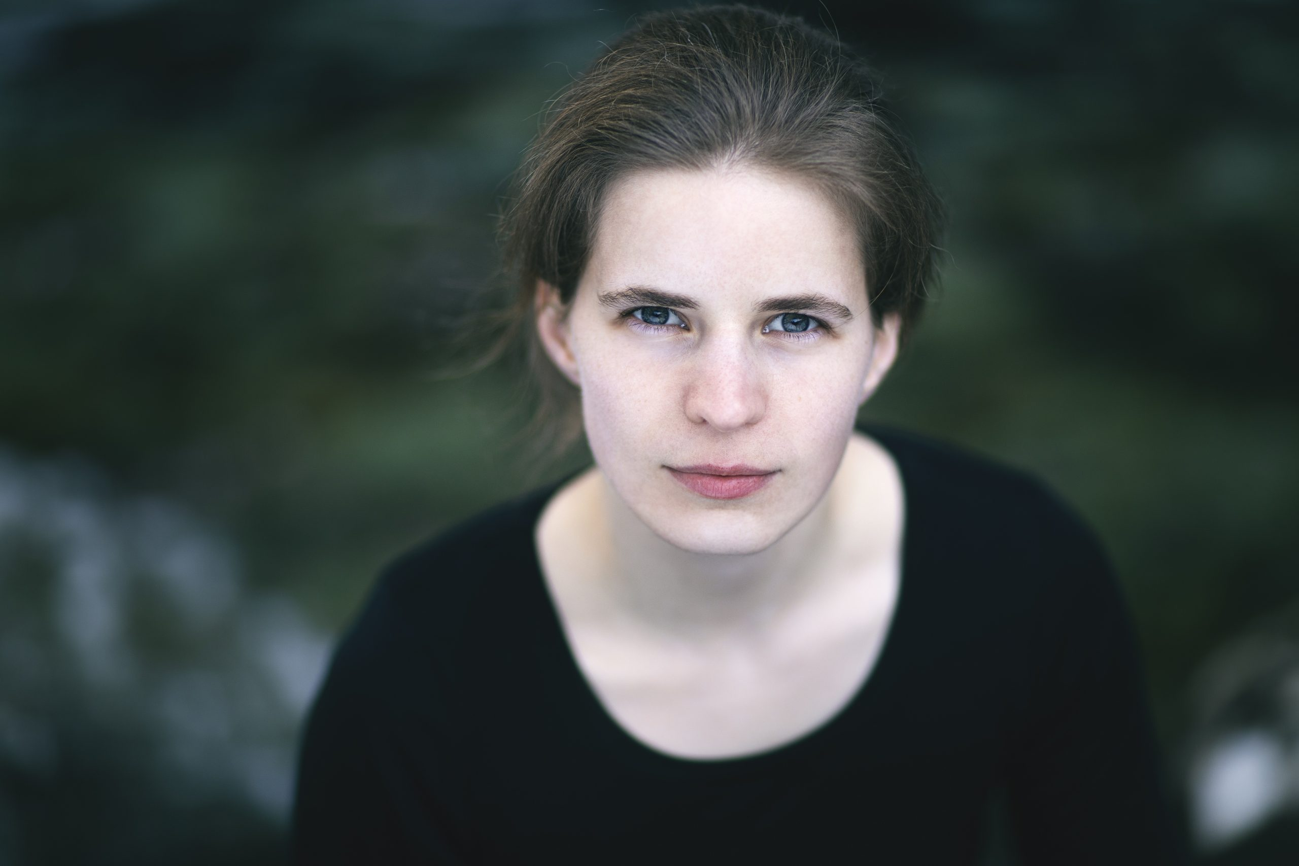 A portrait of Tabita Berglund who will be performing with The Hallé - Beethoven's Seventh Symphony