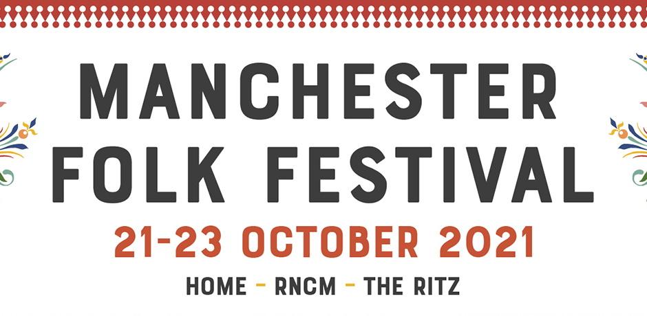 Manchester Folk Festival poster