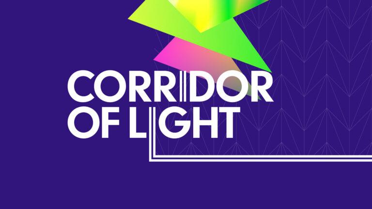 Corridor of Light logo