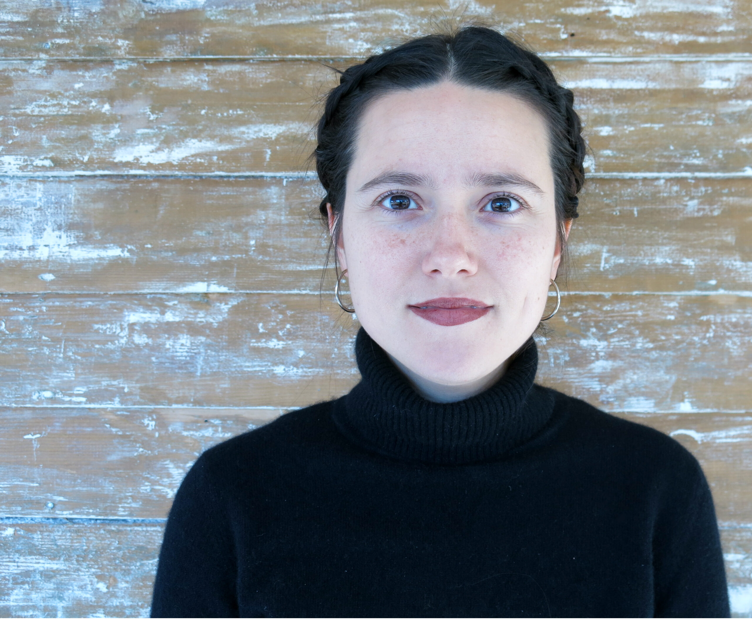 Portrait of ARTIST RESIDENCY: ANNA POLONYI (IOWA CITY OF LITERATURE)
