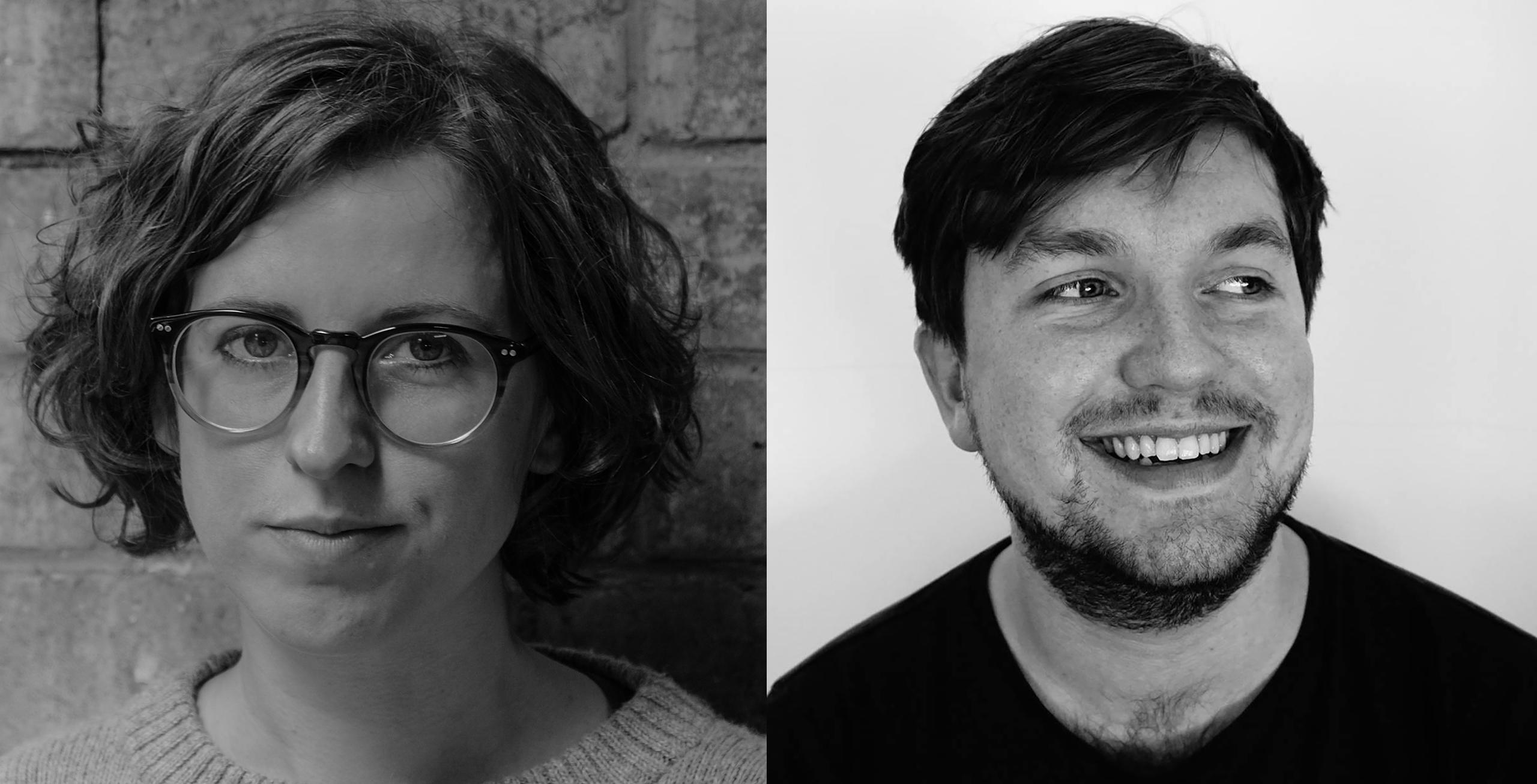Future Libraries: Charlotte Wetton and David McFarlane